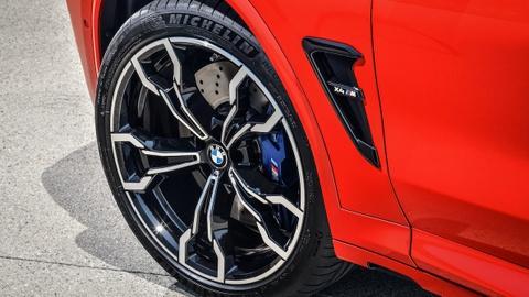 Vua lo dien, BMW X3 M va X4 M moi da co ngay ban hieu suat cao hinh anh 5