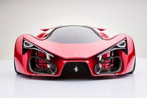Ferrari se co sieu xe dien vao nam 2022 hinh anh