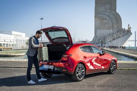 Mazda3 2019 lo dien phien ban chau Au, hang loat nang cap dong co hinh anh 8