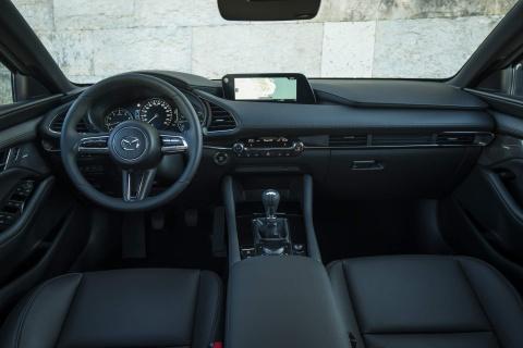Mazda3 2019 lo dien phien ban chau Au, hang loat nang cap dong co hinh anh 6