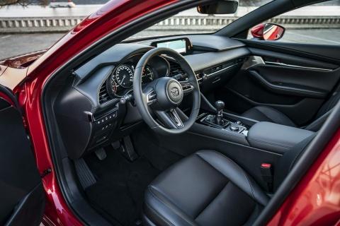 Mazda3 2019 lo dien phien ban chau Au, hang loat nang cap dong co hinh anh 5
