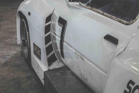 Bat ngo tim thay sieu xe dua Mazda 254i sau 35 nam hinh anh 5
