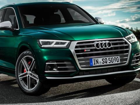 Audi SQ5 TDI 2019 ra mat, mo-men xoan ngang sieu xe hinh anh 2