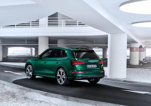 Audi SQ5 TDI 2019 ra mat, mo-men xoan ngang sieu xe hinh anh 3
