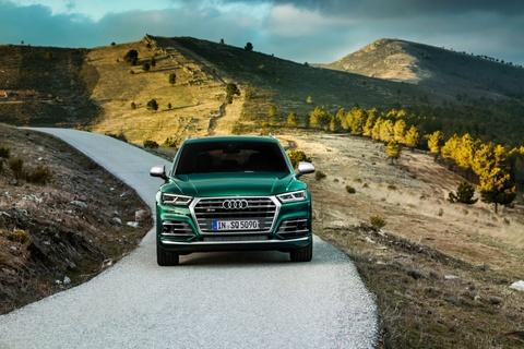 Audi SQ5 TDI 2019 ra mat, mo-men xoan ngang sieu xe hinh anh 4