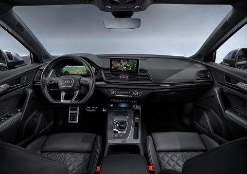 Audi SQ5 TDI 2019 ra mat, mo-men xoan ngang sieu xe hinh anh 7