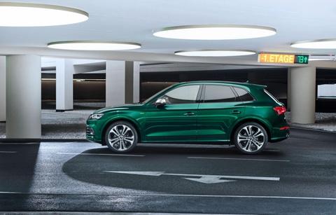 Audi SQ5 TDI 2019 ra mat, mo-men xoan ngang sieu xe hinh anh 8