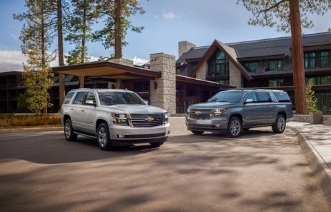 'Khung long My' Chevrolet Tahoe 2019 gia tu 49.000 USD hinh anh 1