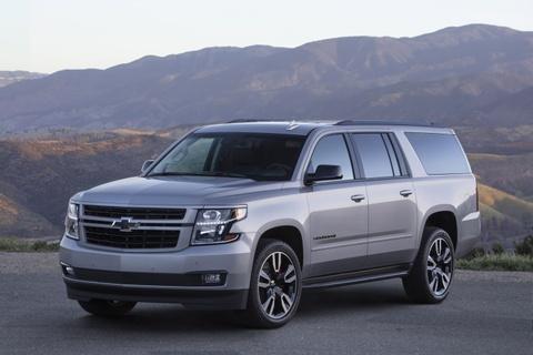 'Khung long My' Chevrolet Tahoe 2019 gia tu 49.000 USD hinh anh 2