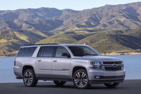'Khung long My' Chevrolet Tahoe 2019 gia tu 49.000 USD hinh anh 5