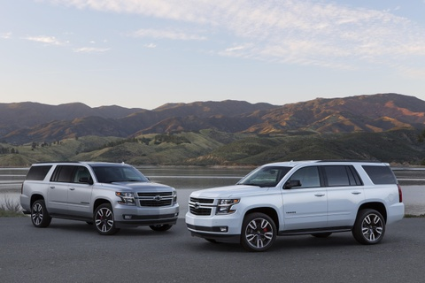 'Khung long My' Chevrolet Tahoe 2019 gia tu 49.000 USD hinh anh 7