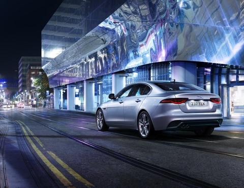 Jaguar XE phien ban 2020 the thao va ca tinh hon hinh anh 8