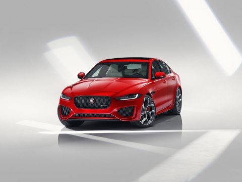 Jaguar XE phien ban 2020 the thao va ca tinh hon hinh anh 9