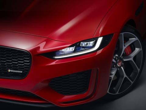 Jaguar XE phien ban 2020 the thao va ca tinh hon hinh anh 7