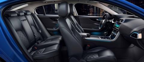 Jaguar XE phien ban 2020 the thao va ca tinh hon hinh anh 6