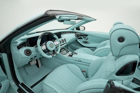 Mui tran Mercedes-AMG S63 do lai nhu vien keo bac ha hinh anh 4
