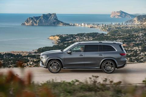 Mercedes-Benz GLS 2020 chot gia ban, canh tranh BMW X7 hinh anh 2