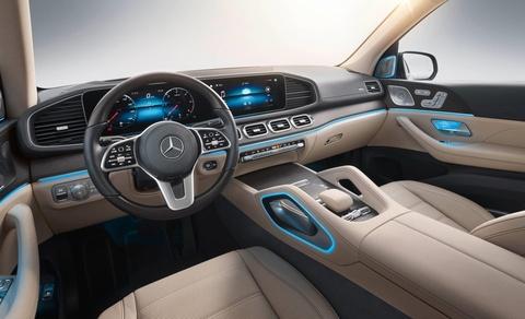 Mercedes-Benz GLS 2020 chot gia ban, canh tranh BMW X7 hinh anh 4