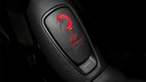 Aston Martin ra mat sieu xe vinh danh 'Diep vien 007' hinh anh 6