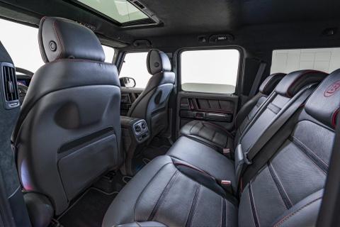 Bo doi Mercedes-AMG G63 cuc ngau cua Brabus, san xuat dung 20 chiec hinh anh 5