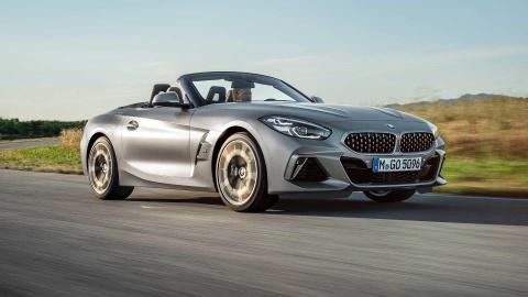 Gấp rưỡi giá sàn, BMW Z4 2019 bản 'full đồ' có gì đặc biệt?