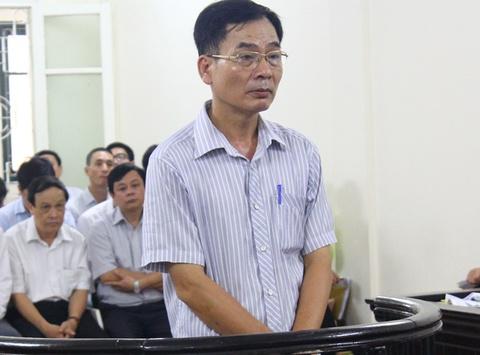 Nguyen chi cuc truong thi hanh an nhan 30 thang tu treo hinh anh
