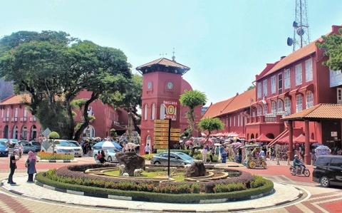 #Mytour: Rao buoc kham pha khong gian co xua cua thanh pho Malacca hinh anh