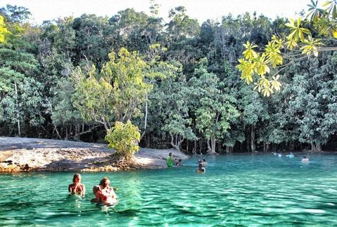 #Mytour: Bien xanh, cat trang, nang vang va mot Thai Lan xinh dep hinh anh 7