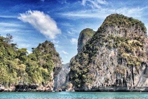 #Mytour: Bien xanh, cat trang, nang vang va mot Thai Lan xinh dep hinh anh