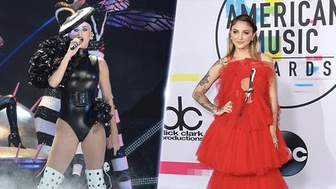 Katy Perry, Rihanna va cac ngoi sao quoc te uu ai trang phuc Viet hinh anh