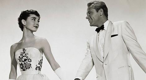 Nhung bo vay huyen thoai cua nha mot Phap cho minh tinh Audrey Hepburn hinh anh