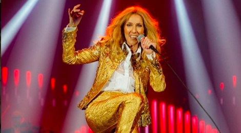 Nhung bo canh tre trung cua Celine Dion trong tour dien am nhac 2018 hinh anh