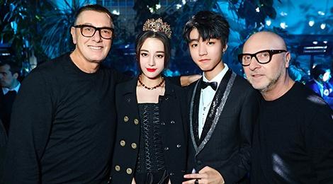 Dolce & Gabbana phát ngôn về scandal bị tẩy chay ở Trung Quốc