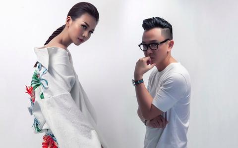 Nha thiet ke Cong Tri, Phuong My tham gia New York Fashion Week 2019 hinh anh
