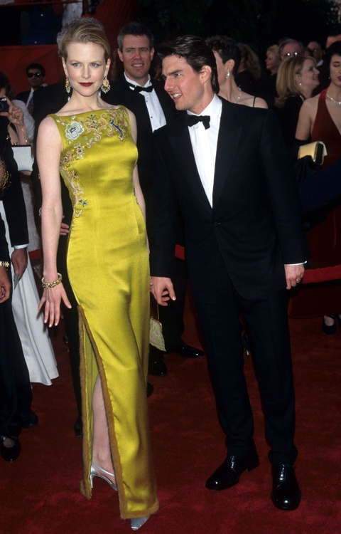 Thiet ke long lay cua Karl Lagerfeld di vao lich su le trao giai Oscar hinh anh 2