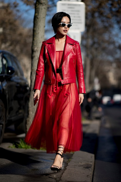 Street style fashionista Viet duoc Vogue danh gia cao hinh anh 2
