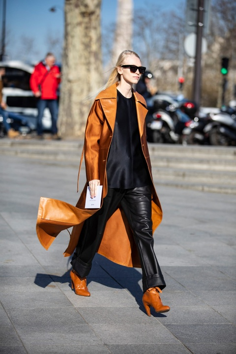Street style fashionista Viet duoc Vogue danh gia cao hinh anh 11