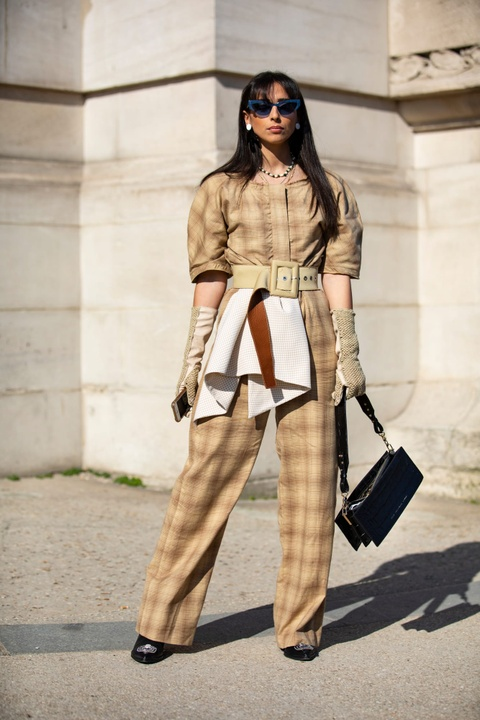 Street style fashionista Viet duoc Vogue danh gia cao hinh anh 4