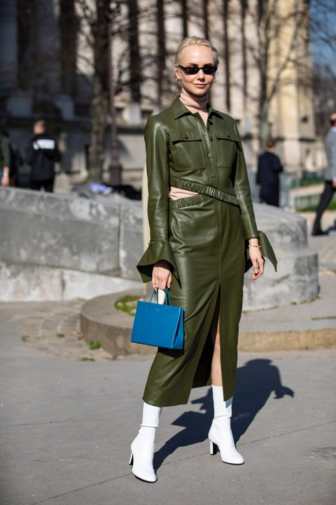 Street style fashionista Viet duoc Vogue danh gia cao hinh anh 5