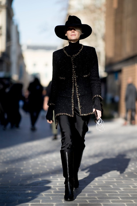 Street style fashionista Viet duoc Vogue danh gia cao hinh anh 9