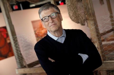 Ty phu Bill Gates chi thich mac kieu ao len khoac ngoai so mi hinh anh 3