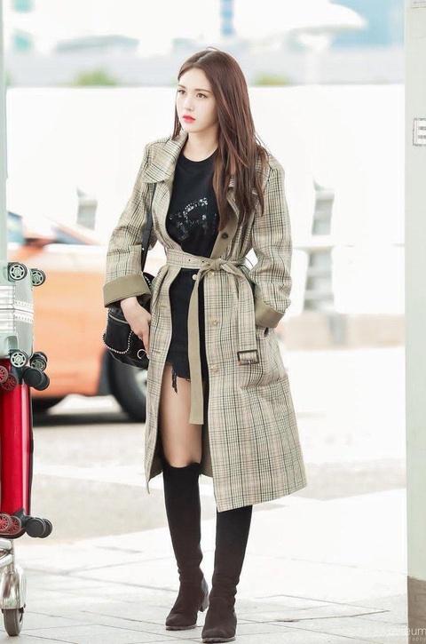 Jeon Somi - 'bong hong lai' xinh dep, so huu gu thoi trang tre trung hinh anh 11