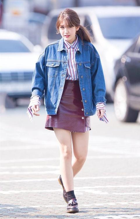 Jeon Somi - 'bong hong lai' xinh dep, so huu gu thoi trang tre trung hinh anh 3