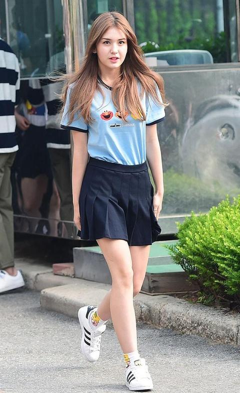 Jeon Somi - 'bong hong lai' xinh dep, so huu gu thoi trang tre trung hinh anh 7