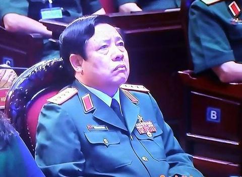Dai tuong Phung Quang Thanh du truyen hinh truc tiep hinh anh