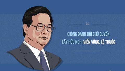 10 phat ngon an tuong cua Thu tuong Nguyen Tan Dung hinh anh