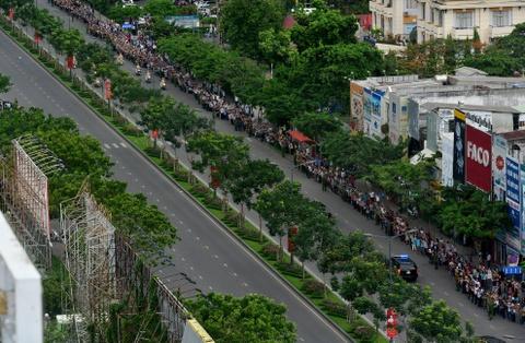 Nguoi dan Sai Gon nong nhiet chao don Tong thong Obama hinh anh 3