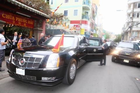 Nguoi dan Sai Gon nong nhiet chao don Tong thong Obama hinh anh 10