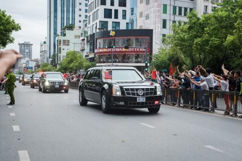 Nguoi dan Sai Gon nong nhiet chao don Tong thong Obama hinh anh 8