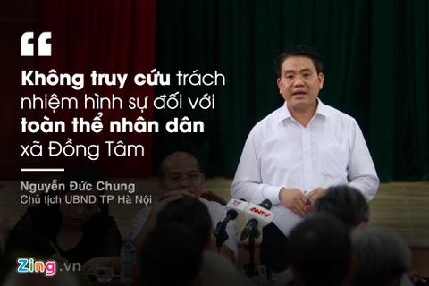10 phat ngon an tuong ve vu viec tai Dong Tam hinh anh 1
